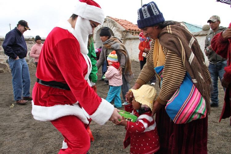 christmas sucre bolivia 5