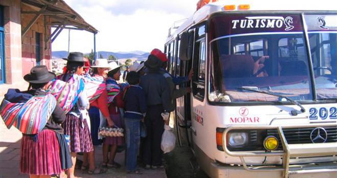 ferrobus potosi to sucre