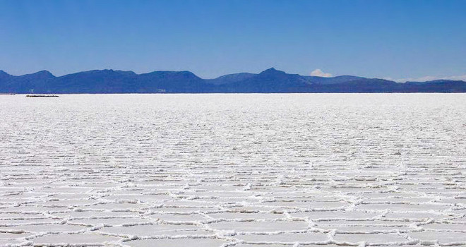 Traveling Between Uyuni (Salt Flats) and Sucre