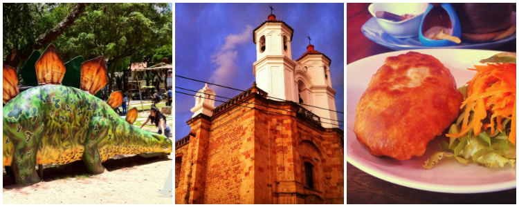 sucre bolivia collage