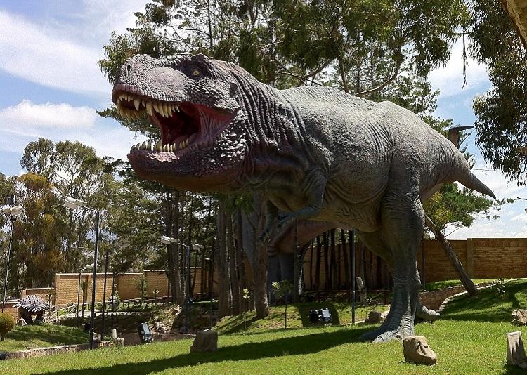 dinosaur sucre bolivia