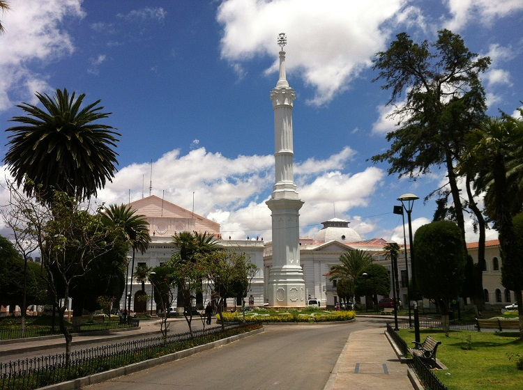 reasons to visit sucre bolivia
