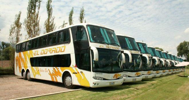 El Dorado Bus From La Paz To Sucre Sucre Bolivia