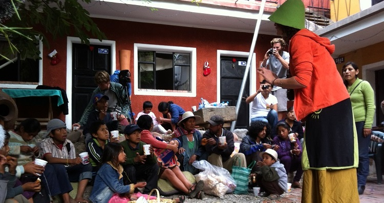A Guide To Volunteering in Sucre