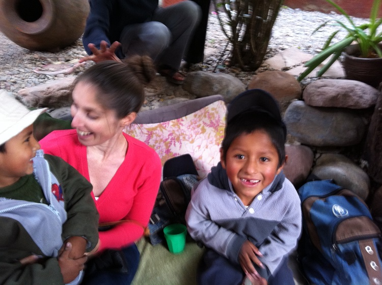 volunteer sucre bolivia