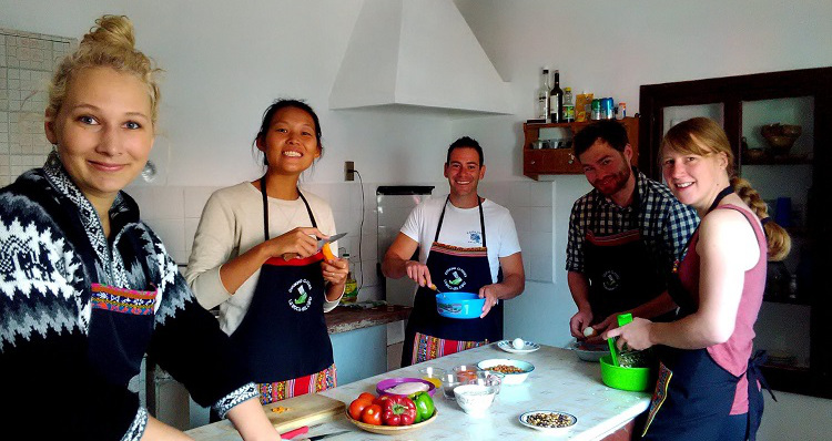 La Boca Del Sapo Cooking Classes
