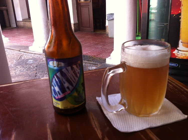 cafe florin sucre bolivia