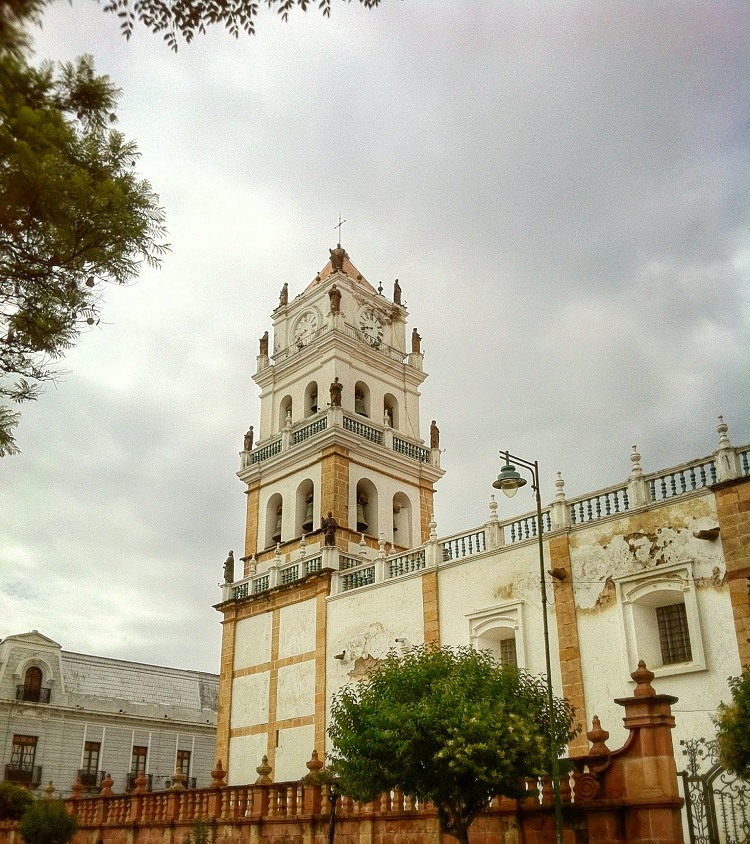 cathedral sucre bolivia 1