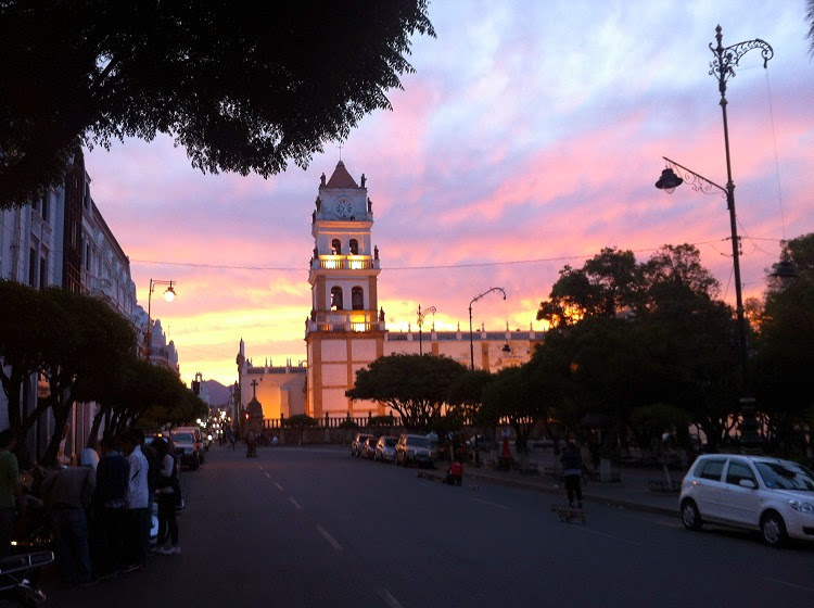 cathedral sucre bolivia 2