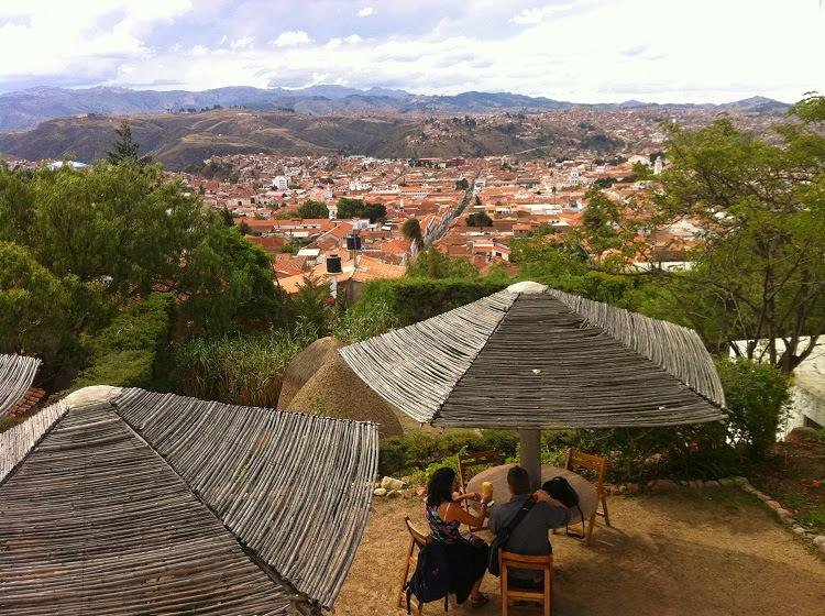 cafe mirador sucre bolivia