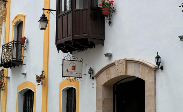 El Hotel de Su Merced sucre bolivia 4
