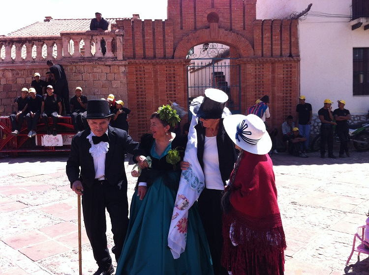 carnaval of yesteryear sucre bolivia 6