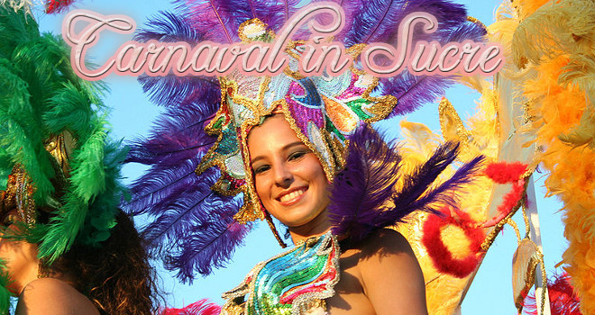 The Complete Guide To Carnaval in Sucre