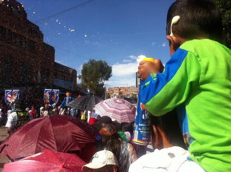 carnaval sucre bolivia 2