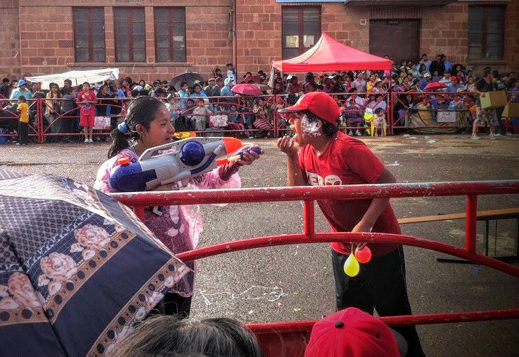 carnaval sucre bolivia 4