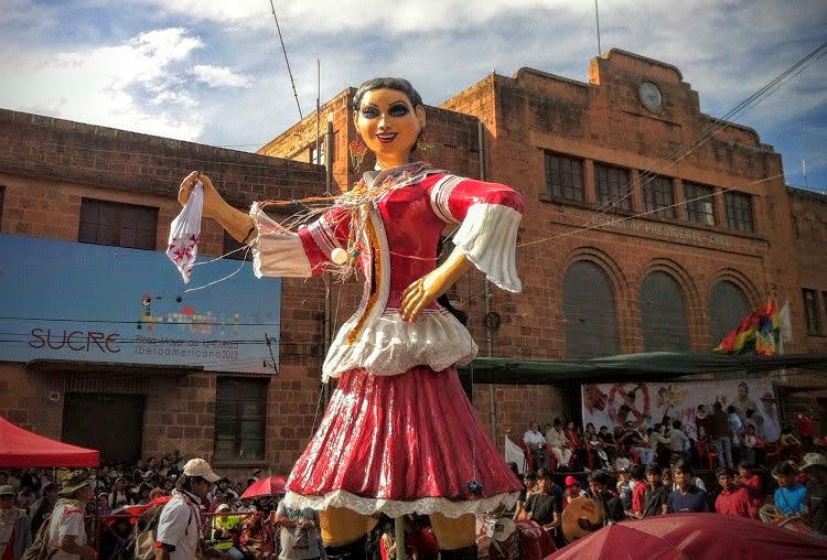 carnaval sucre bolivia 5