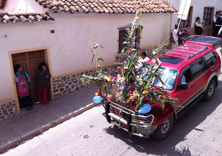 carnaval sucre bolivia 8
