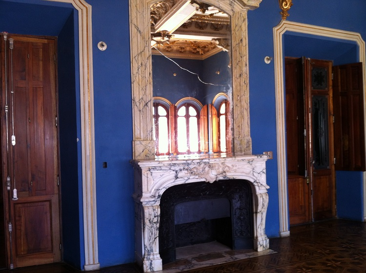 la glorieta castle sucre bolivia