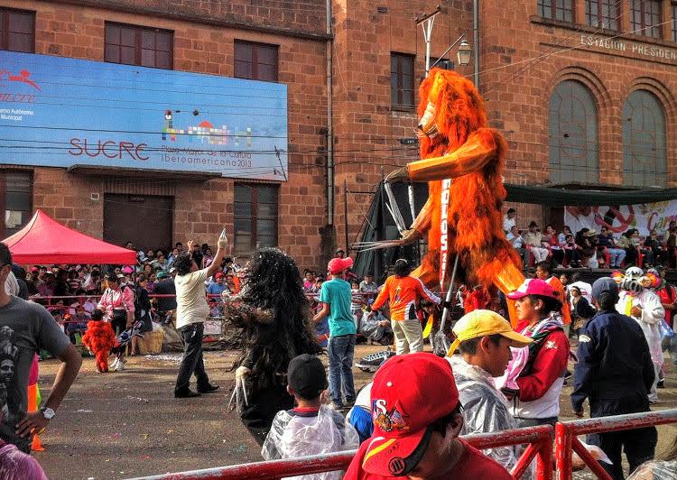 carnaval sucre bolivia 3