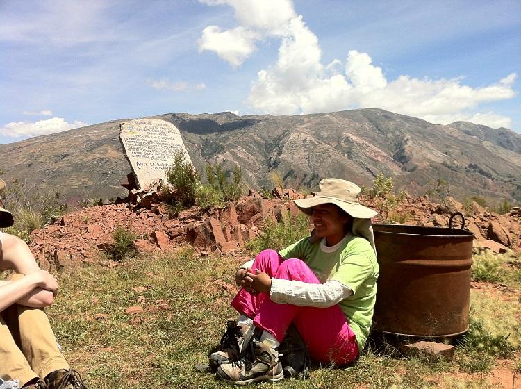 maragua trek sucre bolivia