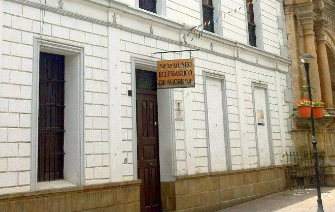museo eclesiastico sucre