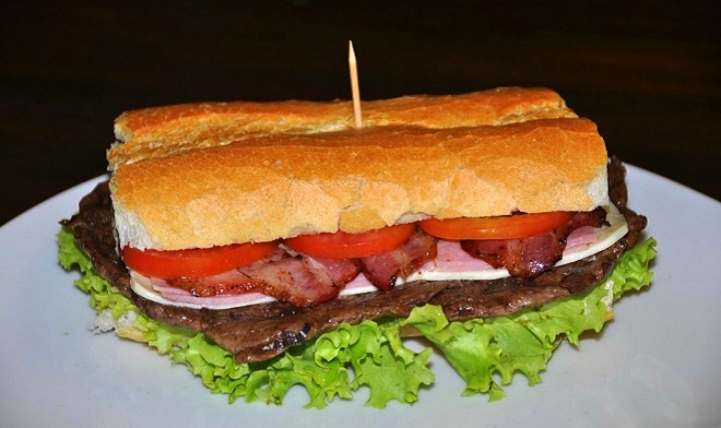 Abis cafe sucre bolivia sandwich