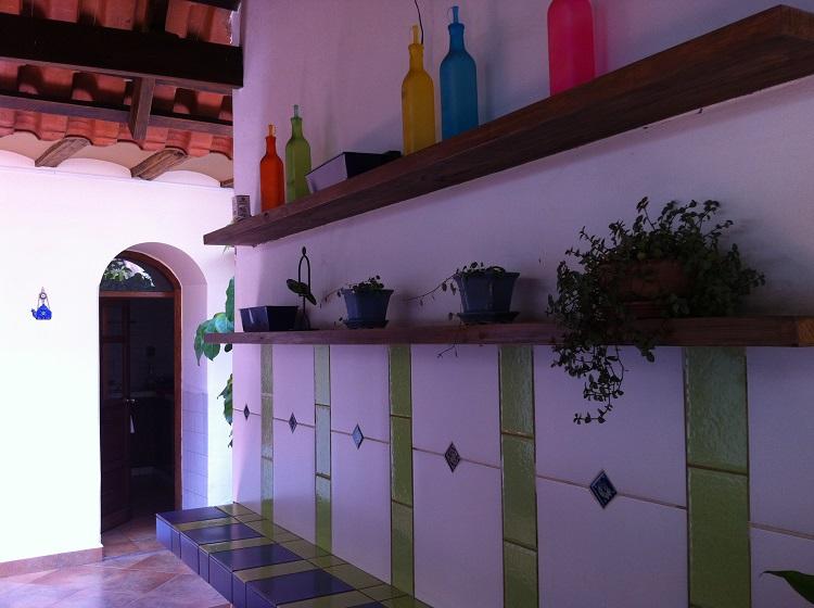La Escondida hostel sucre bolivia