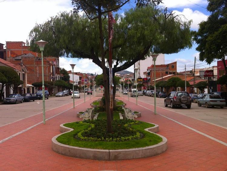 Avenida de las Americas sucre bolivia 3