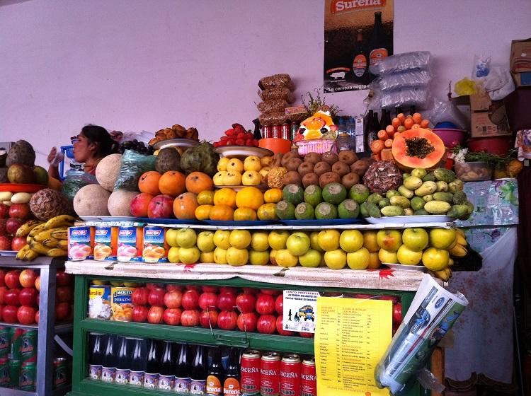 mercado central sucre bolivia