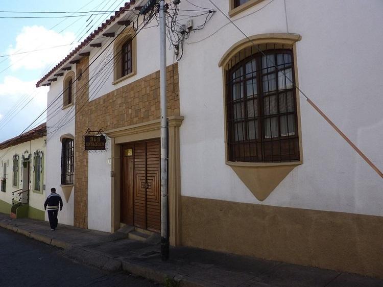 B&B Santa Cecilia sucre bolivia 6
