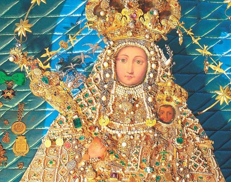 Virgen de Guadalupe Festival sucre bolivia 3