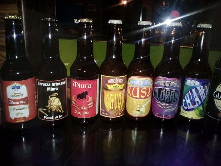 O'Finnigans irish pub sucre bolivia 5